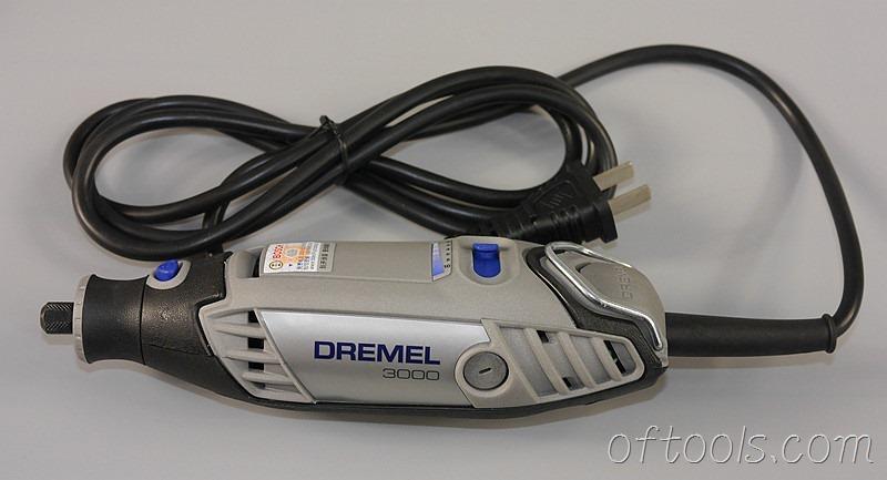 13、琢美(DREMEL) 3000 N10 电磨机主机