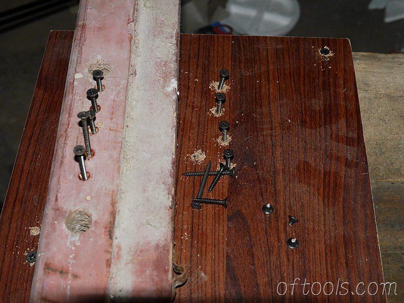 14、密度板和实木门框都可以对付