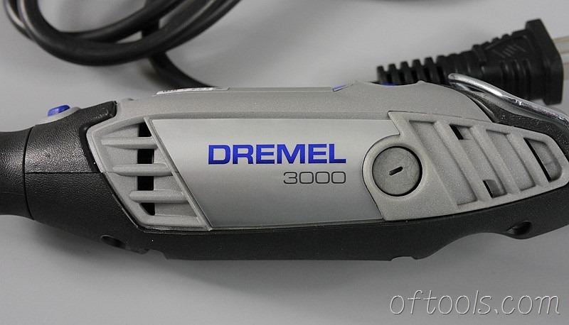 16、琢美(DREMEL) 3000 N10 电磨机商标型号