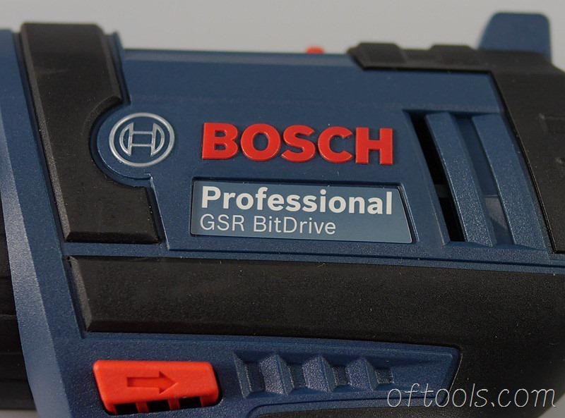 20、博世(BOSCH) GSR BitDrive logo特写