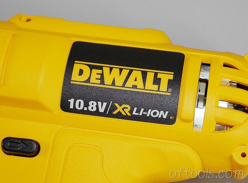 25、得伟(DEWALT)DCD700主机品牌logo