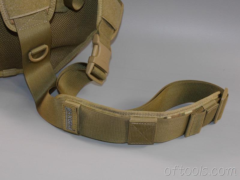 60、马盖先(MaxGear)0418新款激动鞍袋左手版的肩带