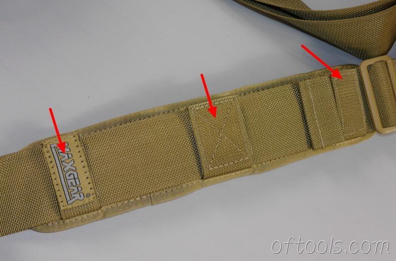 63、马盖先(MaxGear)0418新款激动鞍袋左手版可拆卸式肩垫