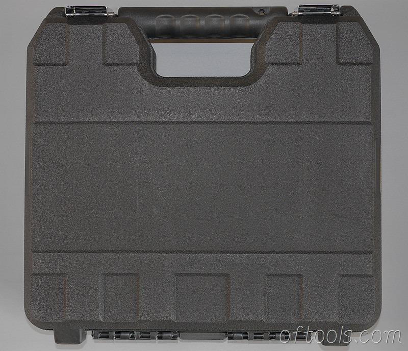 6、得伟(DEWALT)DCD700CK2-A9工具箱