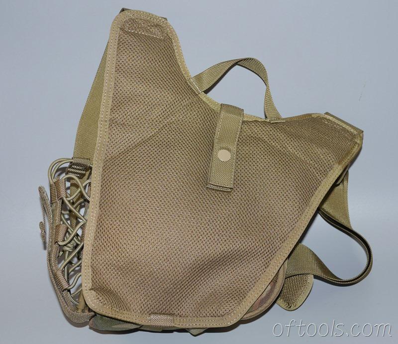 76、马盖先(MaxGear)0418新款激动鞍袋左手版背面大面积透气网布