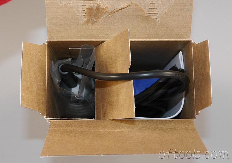 7、琢美(DREMEL) 3000 N10 电磨机包装盒打开后