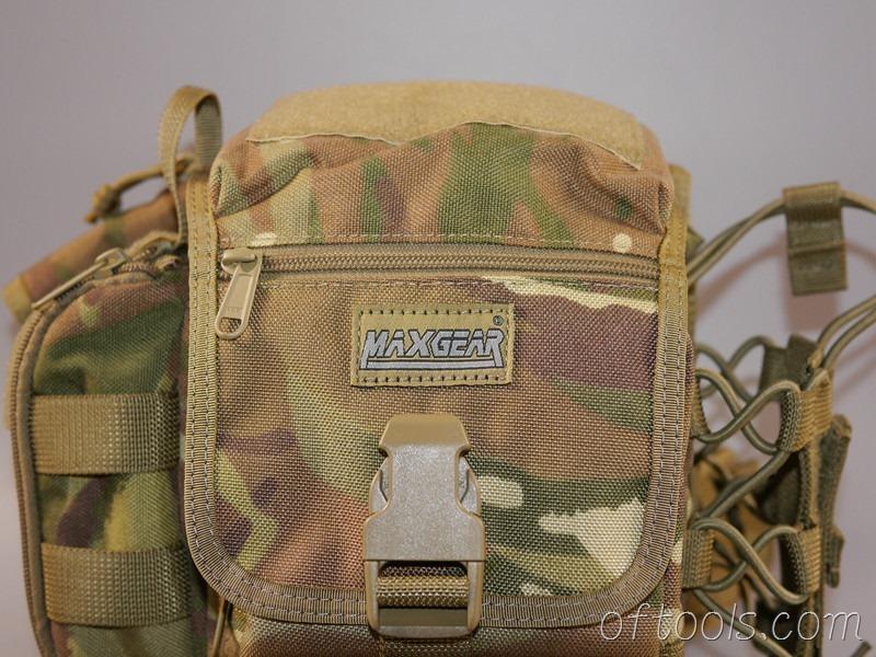 7、马盖先(MaxGear)0418新款激动鞍袋左手版的商标