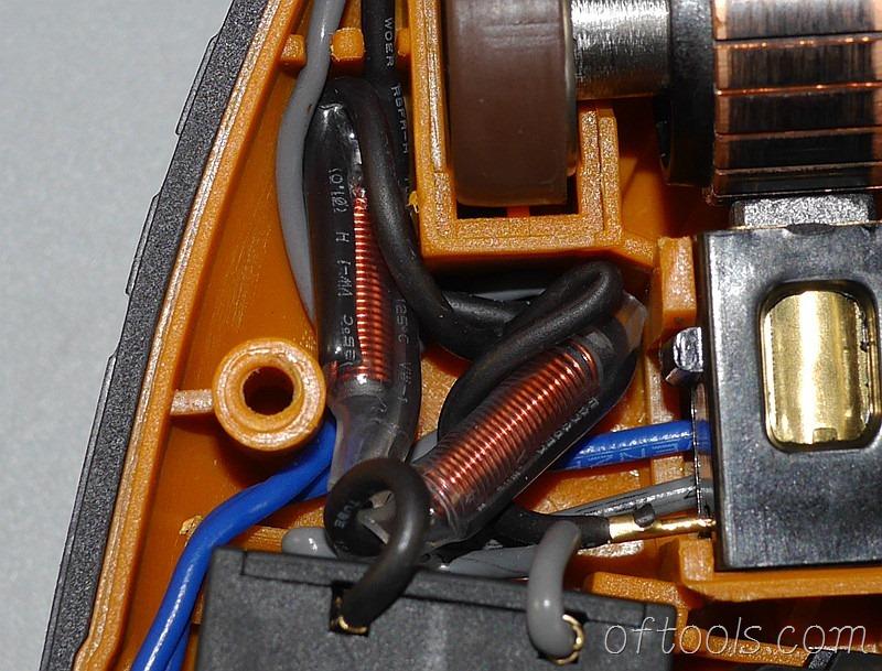 12、博深8902冲击钻的电感