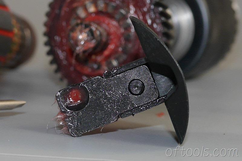 16、博深8902冲击钻的模式切换开关
