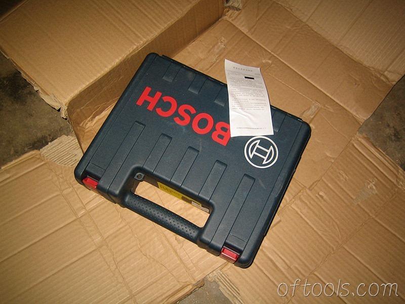 1、博世GDR10.8 的箱子