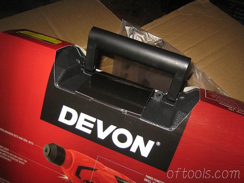 2、大有1702锂电锤包装箱的提手