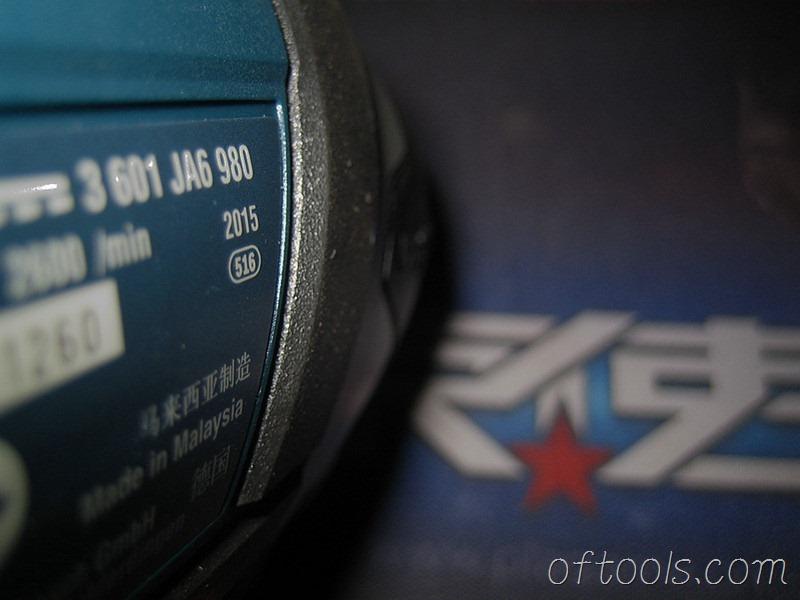 22、博世GDR10.8 的贴皮厚实
