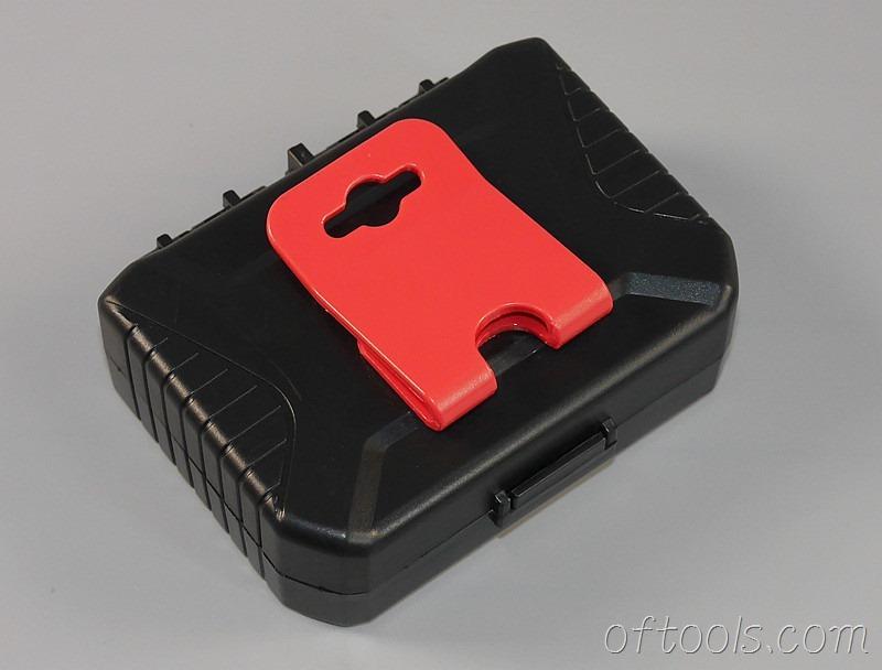 2、大有(Devon) BS24P-00165批头套装盒子另一面附带皮带夹