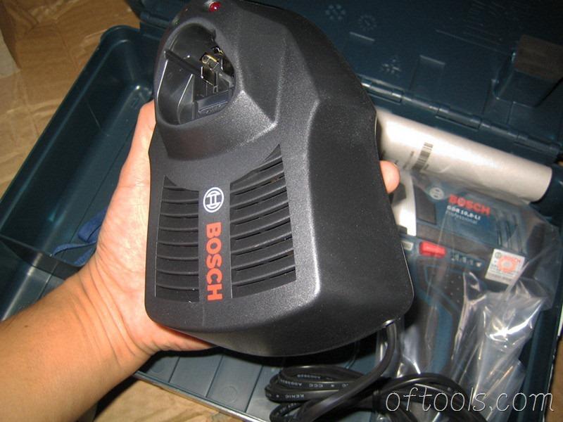 5、博世GDR10.8 的快速充电器