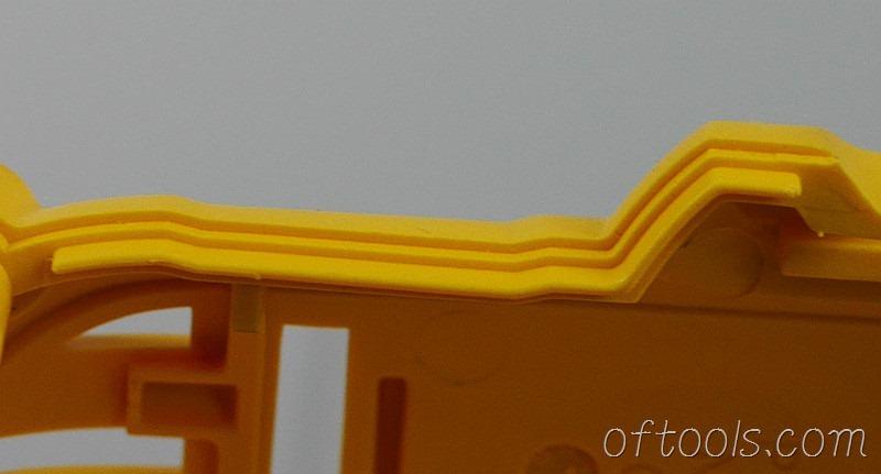 12、得伟(DEWALT)DCD700 锂电钻的壳体做工特写4