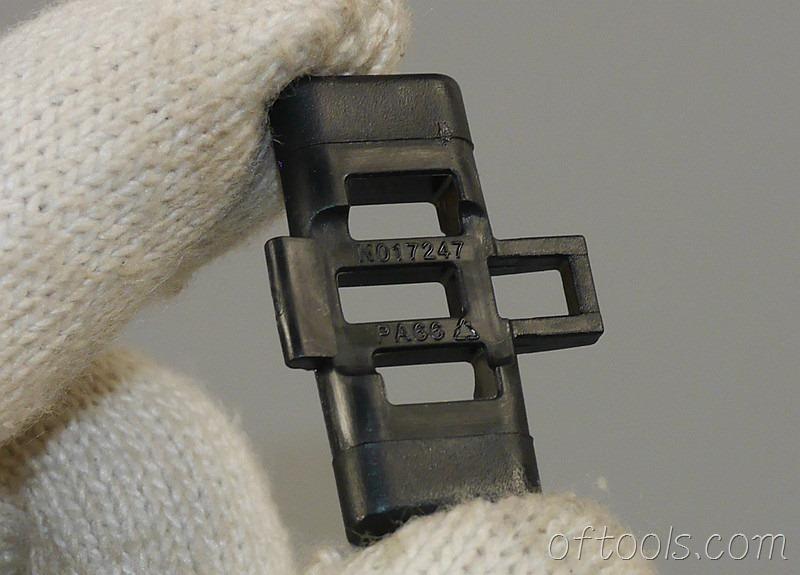 17、得伟(DEWALT)DCD700 锂电钻正反转开关特写