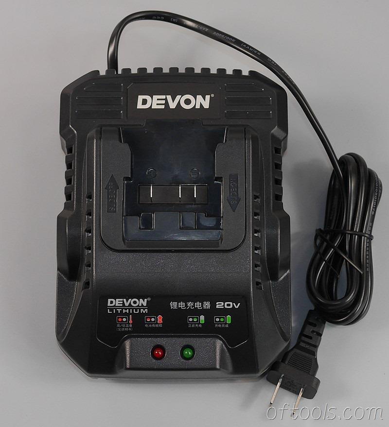 18、大有5401 20v锂电锤充电器(5340)