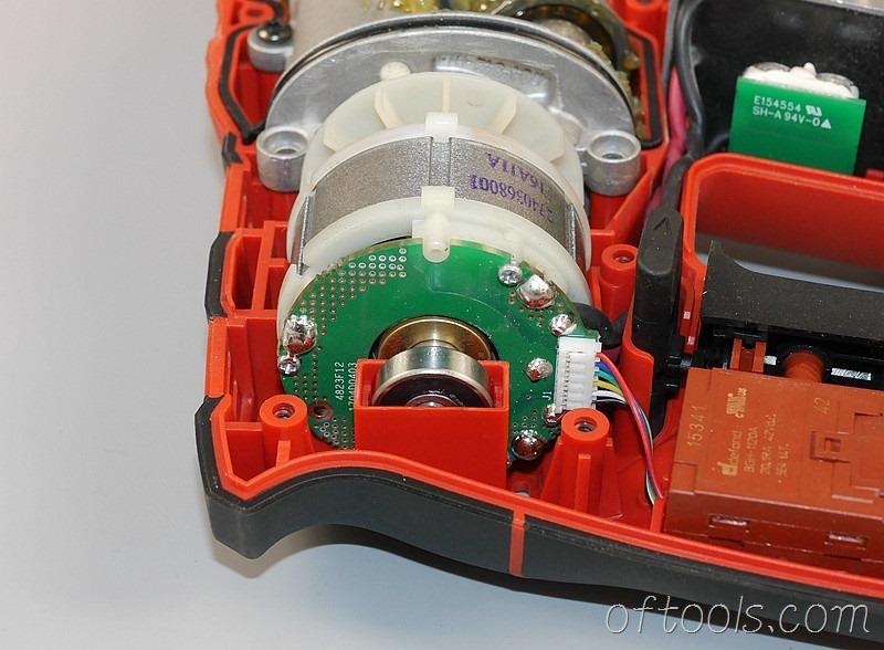 21、无刷电机使用轴承