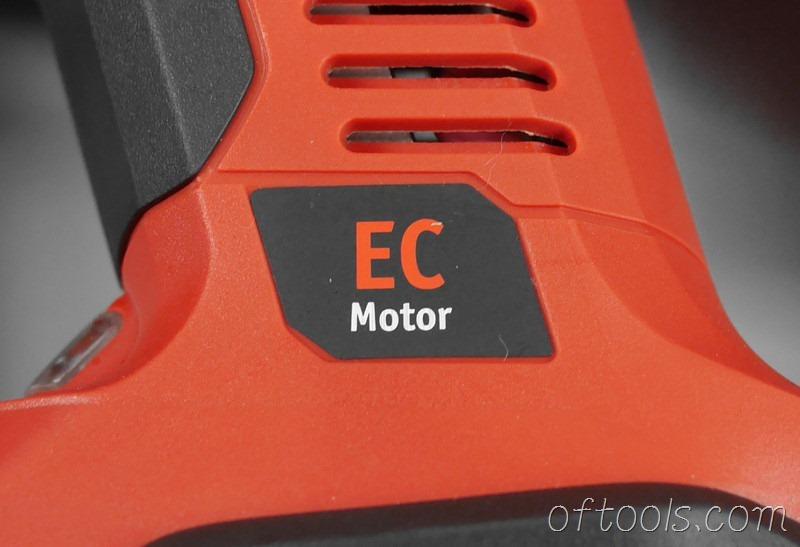 42、使用了无刷电机的标志,EC商标