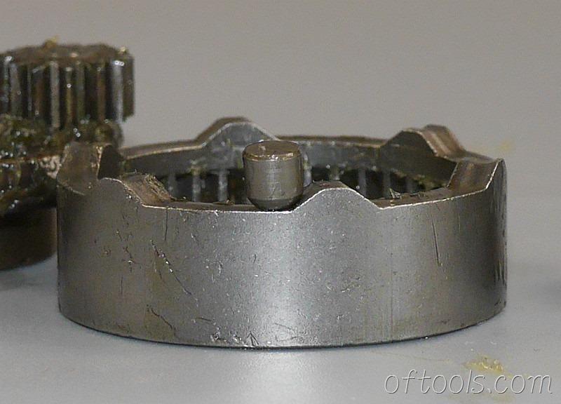 11、大有(devon)5262 12V锂电钻扭矩调节的原理
