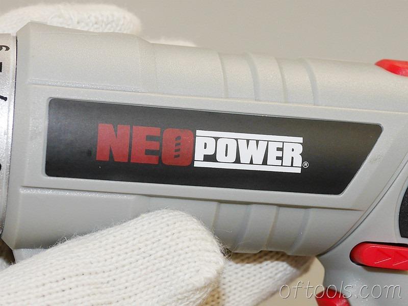 14、尼奥动力(neopower)ML-CS3736 LOGO特写
