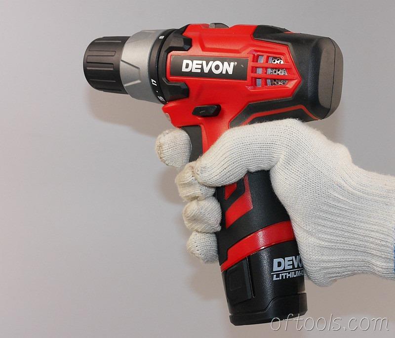 1、大有(devon)5262 12V锂电钻拆机