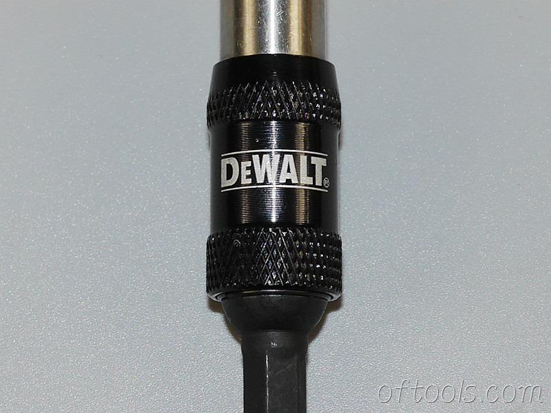 6、DEWALT DWPVTSET滑套特写
