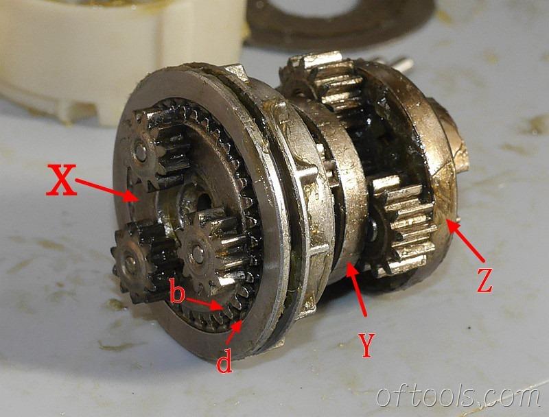 9、大有(devon)5262 12V锂电钻快速档特写