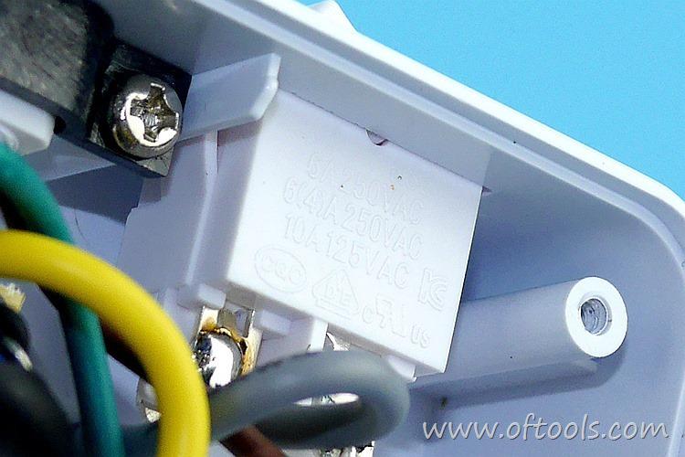 10、ORICO HPC-4A5U 智能插座使用开关参数