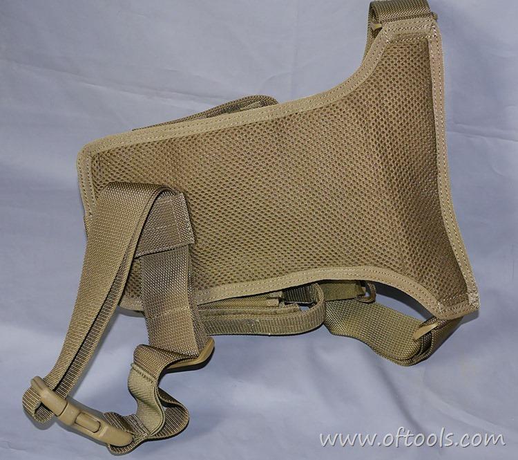 13、马盖先Maxgear机动腰包 0401腿包 固定绑带