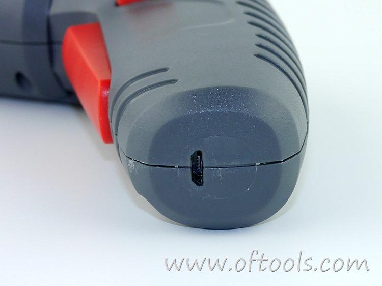 13、尼奥动力(neopower)ML-CS45B 3.6V锂电螺丝刀 microusb 充电口
