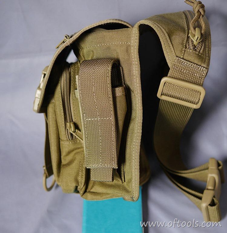 16、马盖先Maxgear机动腰包 0401腿包 侧面附件小包