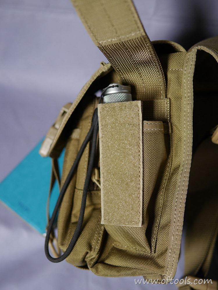 19、马盖先Maxgear机动腰包 0401腿包 附件小包可以兼容不同长短的物件