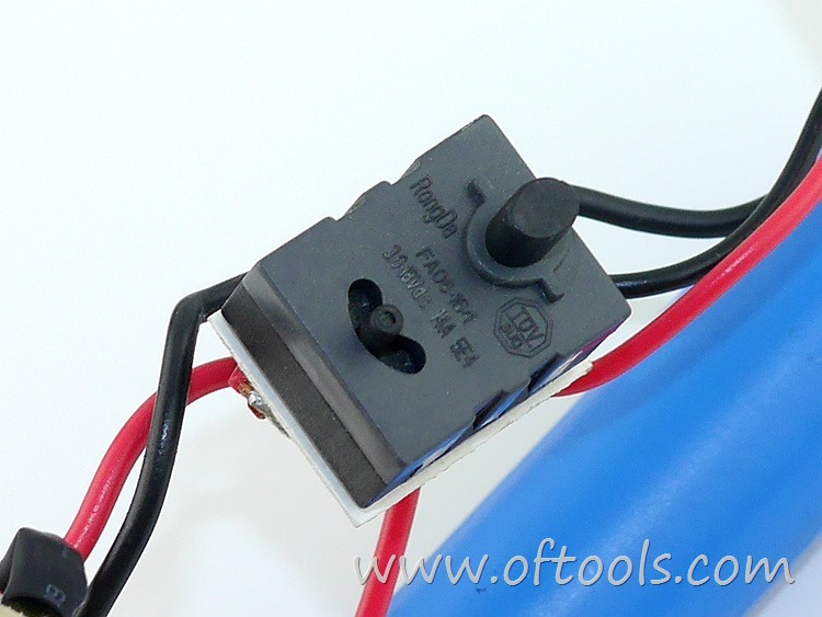22、尼奥动力(neopower)ML-CS45B 3.6V锂电螺丝刀 控制开关