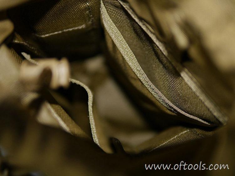 25、马盖先Maxgear机动腰包 0401腿包 主袋内壁袋