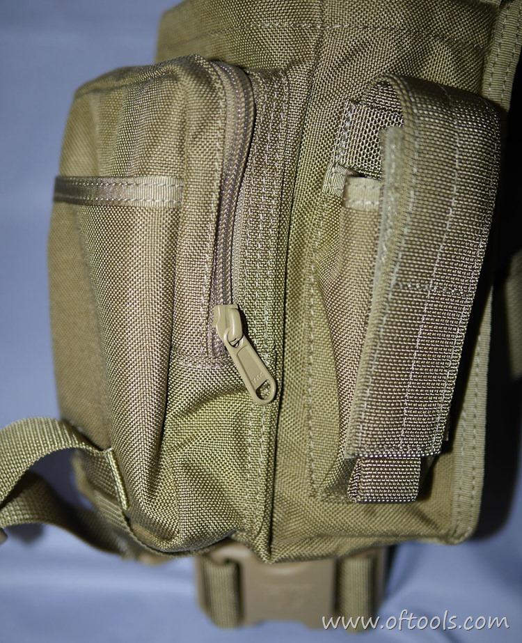 30、马盖先Maxgear机动腰包 0401腿包 副口袋