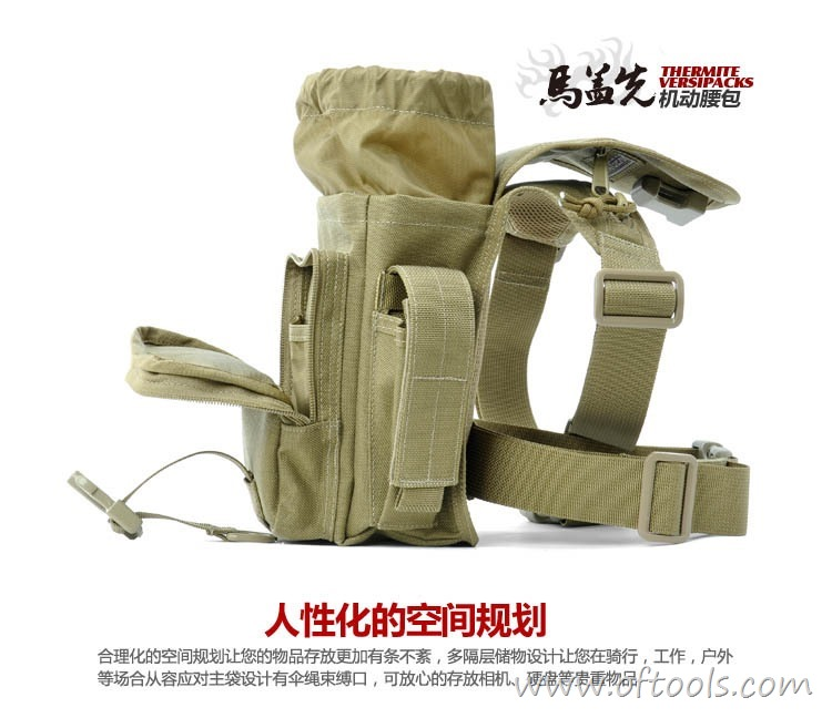3、马盖先Maxgear机动腰包 0401腿包 官方介绍3