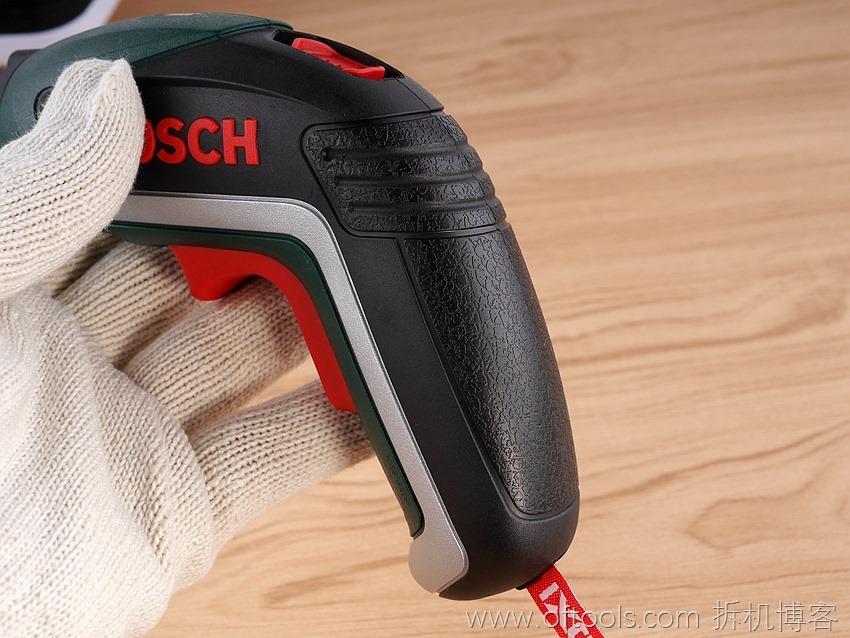 14、博世bosch IXO锂电起子手柄贴皮有皮革质感